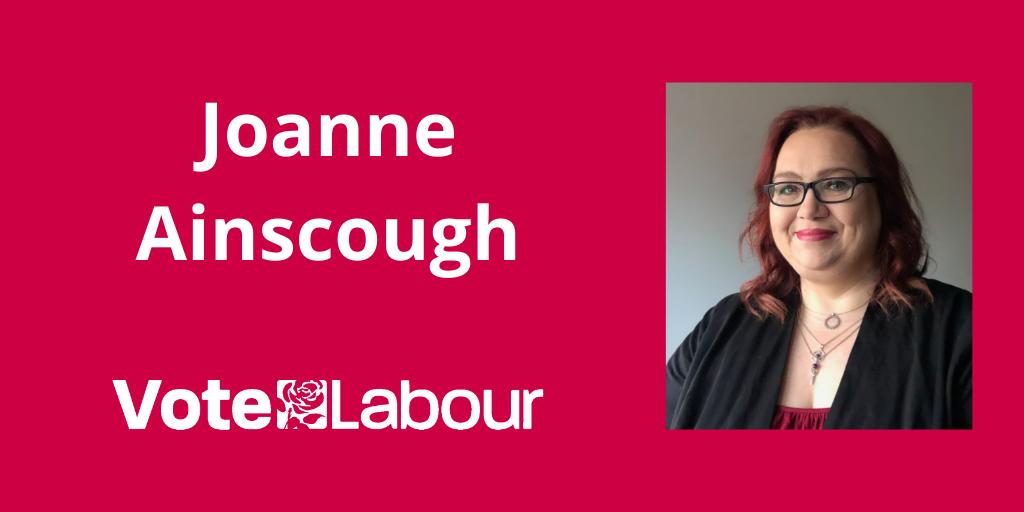 Joanne Ainscough